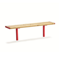 April bench | Bancos | Vestre