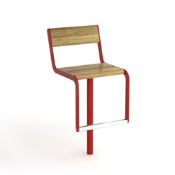 April chair | Bar stools | Vestre