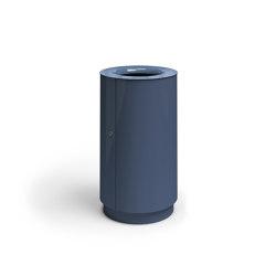 April waste container | Cubos basura / Papeleras | Vestre