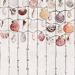 Summer On A Solitary Beach | Wall coverings / wallpapers | LONDONART
