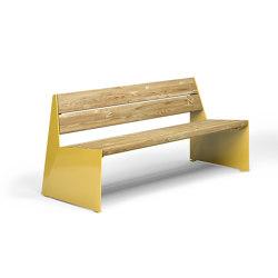Bloc | Benches | Vestre