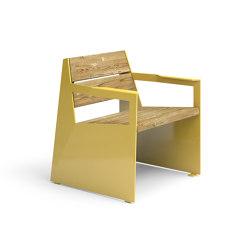 Bloc | Chairs | Vestre