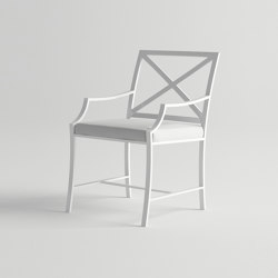 Agosto Dining Armchair | Chairs | 10DEKA