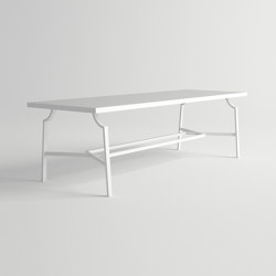 Agosto Dining Table | Dining tables | 10DEKA