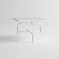 Agosto Dining Table Square | Dining tables | 10DEKA