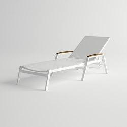 Amelia Sunlounger | Sonnenliegen / Liegestühle | 10DEKA