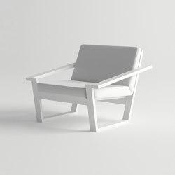Costa Lounge Armchair | Sillones | 10DEKA