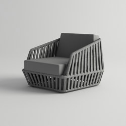 Litus Armchair 1- Seater | Sessel | 10DEKA