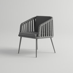 Litus Dining Armchair | Chairs | 10DEKA