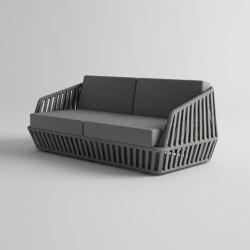 Litus Sofa 2-Seater | Divani | 10DEKA