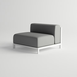 Nubes Modular Sofa Center Piece | Armchairs | 10DEKA