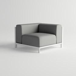 Nubes Modular Sofa Corner | Elementos asientos modulares | 10DEKA