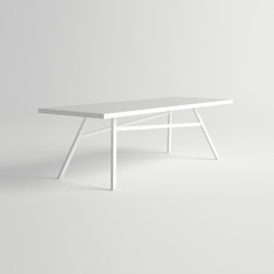 Pulvis Dining Table | Dining tables | 10DEKA