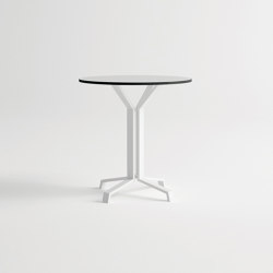 Pulvis Dining Table 4 Round | Side tables | 10DEKA
