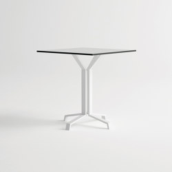 Pulvis Dining Table 4 Square | Mesas auxiliares | 10DEKA