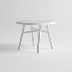 Pulvis Dining Table Round | Tables de repas | 10DEKA