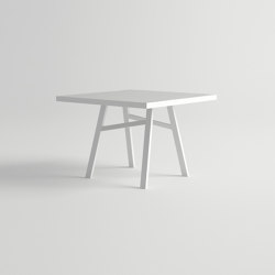 Pulvis Dining Table Square | Mesas comedor | 10DEKA