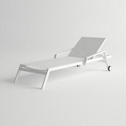 Pulvis Sunlounger | Sonnenliegen / Liegestühle | 10DEKA