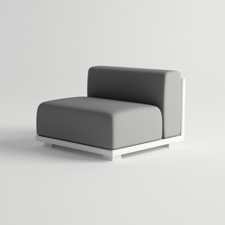 Victus  Modular Sofa Center Piece | Fauteuils | 10DEKA