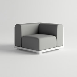 Victus  Modular Sofa Corner | Elementos asientos modulares | 10DEKA