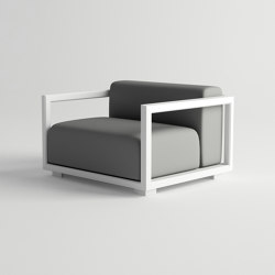 Victus Armchair 1-Seater | Poltrone | 10DEKA
