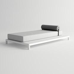 Victus Sofa Bed | Lettini / Lounger | 10DEKA