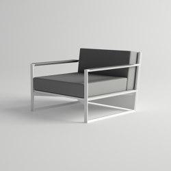 Ora Armchair 1- Seater | Sessel | 10DEKA