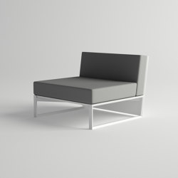 Ora Modular Sofa Center Piece | Armchairs | 10DEKA