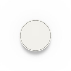 Node, white | Dimmer touch | Shade