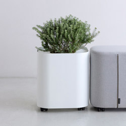 LOAF | Planter | Maceteros | By interiors inc.