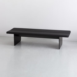 SLED I bench | Benches | By interiors inc.