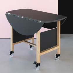 Aton plus | serving table | Side tables | Georg Muehlmann