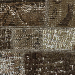 MeatPacking Patchwork Bronzo | Rugs | G.T.DESIGN