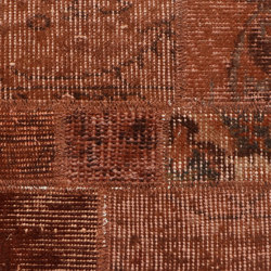 MeatPacking Patchwork Terra Rosa | Rugs | G.T.Design