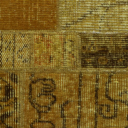 MeatPacking Patchwork Giallo | Rugs | G.T.Design