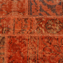 MeatPacking Patchwork Arancio | Rugs | G.T.Design