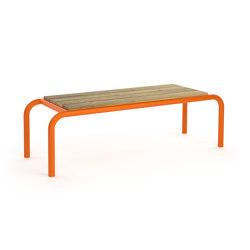 Hvilan bench | Bancos | Vestre
