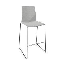 FourCast®2 Counter Four upholstery   Bar stools   Four Design