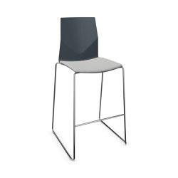 FourCast®2 Counter Four | Bar stools | Four Design