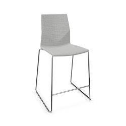 FourCast®2 Counter Four upholstery | Barhocker | Four Design