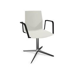 FourCast®2 Evo armchair | Chairs | Four Design