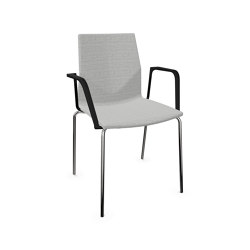 FourCast®2 Four upholstery | Stühle | Four Design