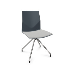 FourCast®2 One | Chairs | Four Design