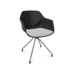 FourMe® 11 armchair | Sedie | Four Design