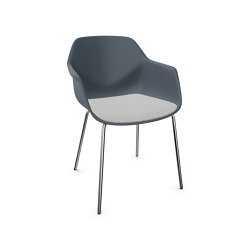FourMe® 44 | Chairs | Four Design