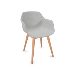 FourMe® 44 upholstery | Chairs | Four Design