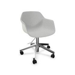 FourMe® 66 upholstery | Sillas de oficina | Four Design