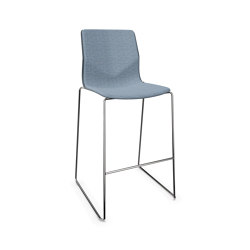 FourSure® 105 upholstery | Bar stools | Four Design