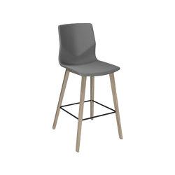 FourSure® 105 upholstery   Bar stools   Four Design