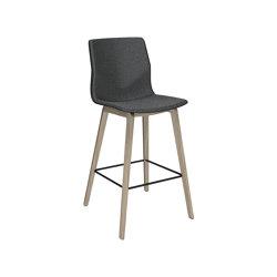 FourSure® 105 upholstery | Barhocker | Four Design
